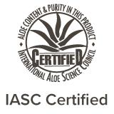 IASC Certified
