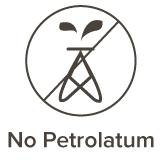No Petrolatum